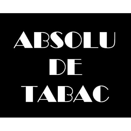 THJ Arôme Absolu de tabac Super Concentre