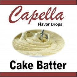 Capella Cake Batter