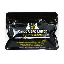 Kendo Gold Coton Buds Vape