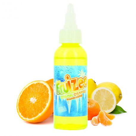 Fruizee Citron Orange Mandarine 50 ml - Eliquid France