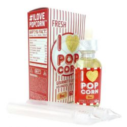 I love Pop Corn 60ML - Mad Hatter