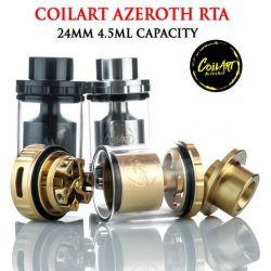 Azeroth RTA - Coil Art
