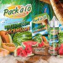 E-liquide Watermelon Rockmelon - Pack à l'ô