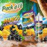 E-liquide Mango BlackCurrant - Pack à l'ô