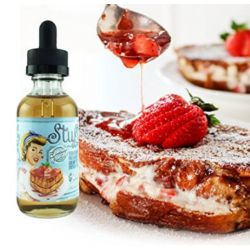 Strawberry Preserves & Cream Stuft French Toast 50ML