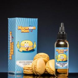 Macaroon Man 60ML - Vape Breakfast