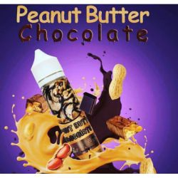 Peanut Butter Chocolate 60ml - KXS