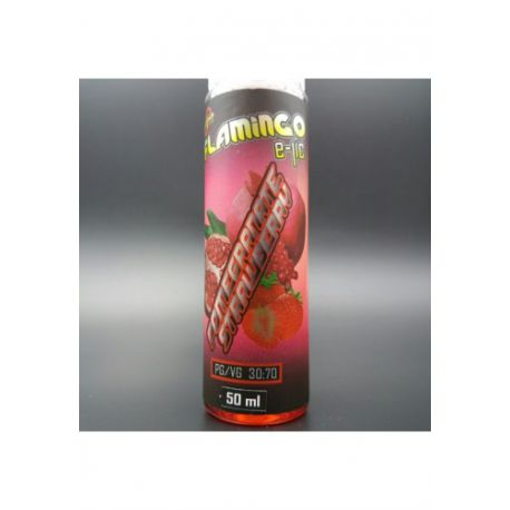E-liquide Pomegranate Strawberry 50ml - Flamingo