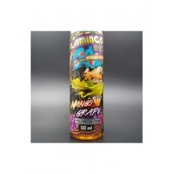 E-liquide Mango Grape 50 ml- Flamingo