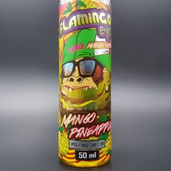 E-liquide Mango Pineapple  50 ml- Flamingo