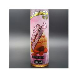 E-liquide Vanilla Strawberry 50 ml- Flamingo