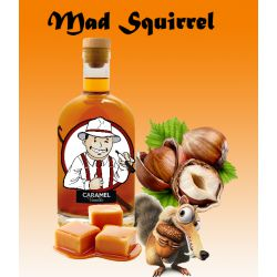 Mad Squirrel e-liquides THJ