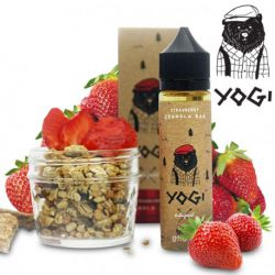 E-liquide Strawberry Yogi 100 ml - Yogi Elilquid