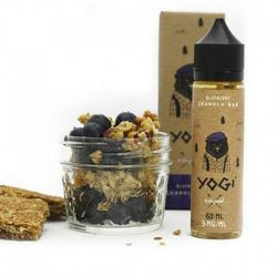 E-liquide Blueberry Yogi 100 ml - Yogi Elilquid