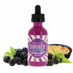 Blackberry Crumble 50 Ml - Dinner Lady