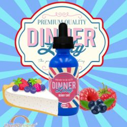 Berry Tart 50 Ml - Dinner Lady
