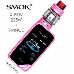 Pack X-Priv 225W TC + TFV12 Prince - Smoketech