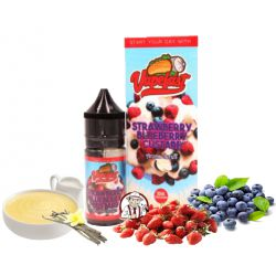 Concentré Strawberry Blueberry Custard - Vapefast (Vape Empire)
