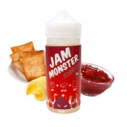 Strawberry JAM 120ml - Jam Monster