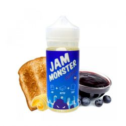 Blueberry JAM 120ml - Jam Monster