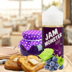 Grape 120ML - Jam Monster