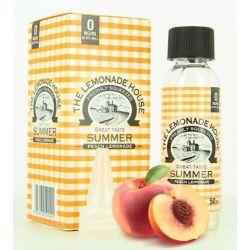 Summer Peach Lemonade 60 ml - The Lemonade House