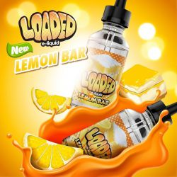 Lemon Bar 100 Ml - Loaded