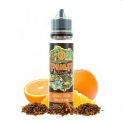 E Liquide Orange Epicée - Pulp Kitchen