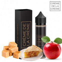 E liquide Caramel Apple - Crème De La Crème