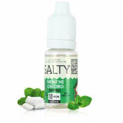 E liquide Menthe Chloro 10ml - Salty
