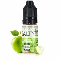 E liquide Délice De Pommes 10ml - Salty