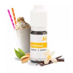 E liquide sel de Nicotine Vanille 10ml - MiNiMal The Fuu