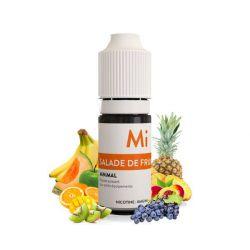 E-liquide sel de Nicotine Salade de fruits 10ml - MiNiMAL FUU