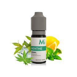 E liquide sel de Nicotine Menthe 10ml - MiNiMal The Fuu