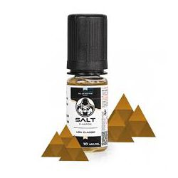 E liquide USA Classic Sel de Nicotine 20 mg / 10 ml - Le French Liquide