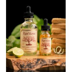 E-liquide Key Lime Cookie 60ML - Ripe Vapes
