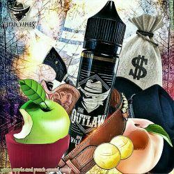 E-liquide Outlaw 60 ml - Villain Vapors
