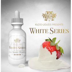 White Chocolate Strawberry 60ML - White Series - Kilo