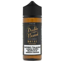 E liquide Royal Double Barrel Tobacco Reserve