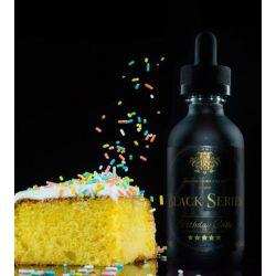 E-liquide Birthday Cake 60ML - Black Series - Kilo