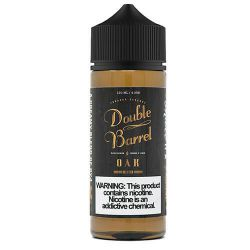 E liquide Oak120 ml - Double Barrel Tobacco Reserve
