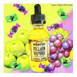 E-liquide Double Down 60 ml - Villain Vapors