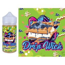 E liquide Blueberry 60 ml - Drip Witch