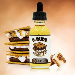E liquide D-Rudd Smores 60 ml - Smores Mix Series