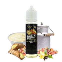 Cannoli Be Breakfast 50 ml - Cassadaga Liquids