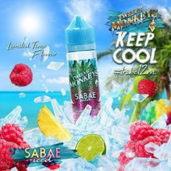 E liquide Sabae Iced 50ml - Twelve Monkeys Vapor Co
