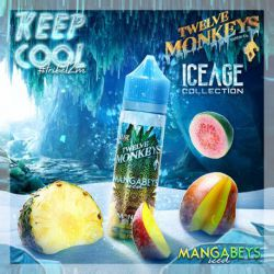 E liquide Mangabeys Iced 50ml - Twelve Monkeys Vapor Co
