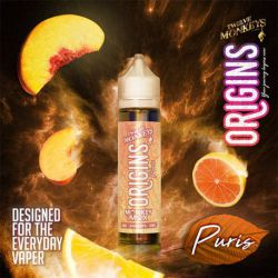 E liquide Puris Origins 50ml - Twelve Monkeys Vapor Co