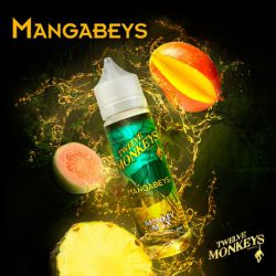 E liquide Mangabeys 50ml - Twelve Monkeys Vapor Co
