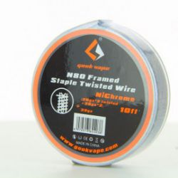 N80 Framed Staple Twisted Wire Nichrome - Geek Vape